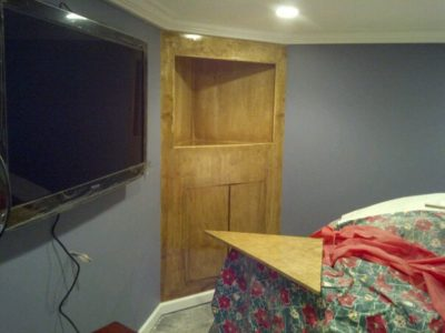 Custom Built Ins on Long Island